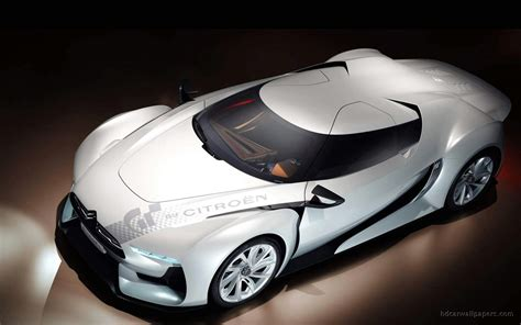 Citroen Supercar Concept 2 Wallpaper