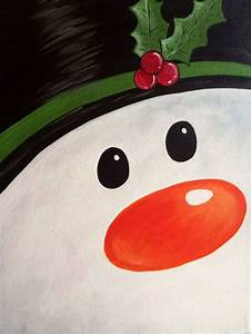 Easy, Christmas, Paintings, On, Canvas, New, 1000, Images, About