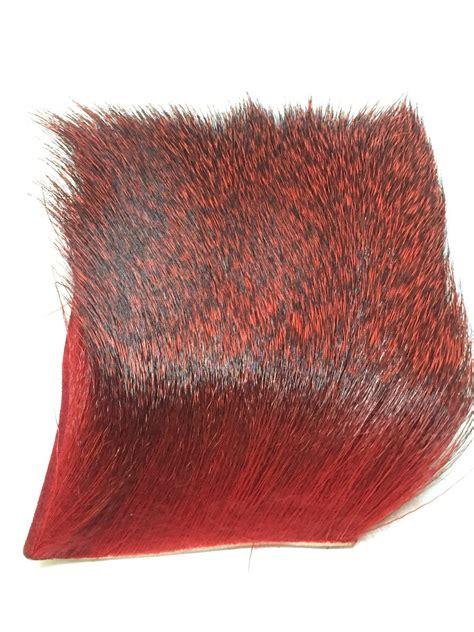 deer body hair fly tying hair atthe trout spot