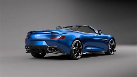 2018 Aston Martin Vanquish S Volante by The 2018 Aston Martin Vanquish S Volante Is Drop Dead
