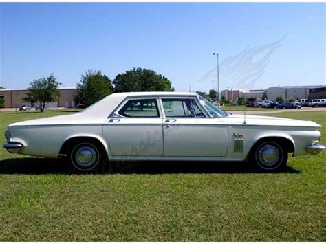 1963 Chrysler New Yorker For Sale by 1963 Chrysler New Yorker For Sale Classiccars Cc