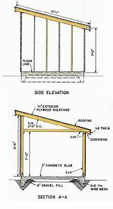 Shed Blueprints 10×12 – Plans For Building Your Lean To