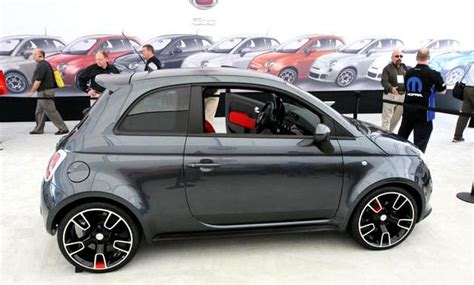 Fiat 500 Tuning by Fiat 500 Tuning Mopar Oopscars