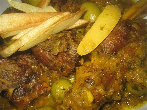 cuisine marocaine recette recettes d 39 agneau de moroccan cuisine marocaine