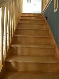 repeindre escalier bois stunning transformer un escalier With good peindre un escalier en blanc 2 comment repeindre facilement un escalier en bois