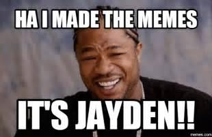 Jayden Meme