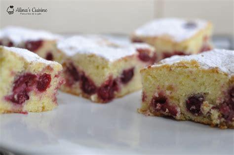 cuisine italiene prăjitură cu vișine pufoasă alina 39 s cuisine