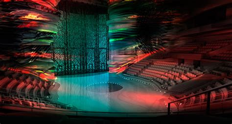 a first look at la perle dubai s first permanent stage show