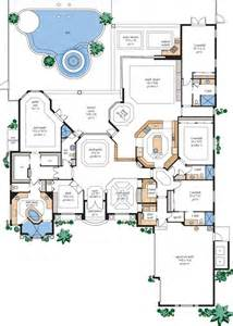 luxury house plans with elevators floor plans homes photos