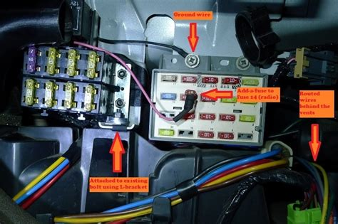 Jeep Fuse Box Location Wiring Diagram