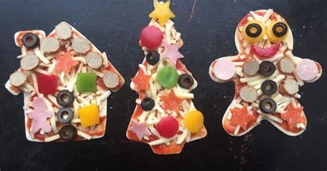 festive tortilla pizzas foodie quine edible scottish