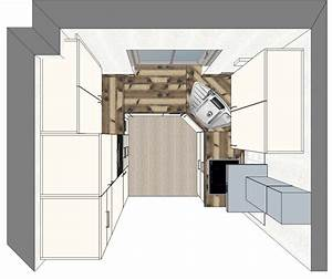 Küchenbeispiele U Form : warten kleine offene k che in u form k chen forum ~ Lizthompson.info Haus und Dekorationen