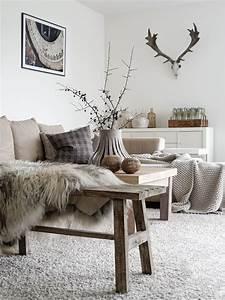 Dekoration Wohnzimmer Modern : dekoration herbst im wohnzimmer mxliving ~ Indierocktalk.com Haus und Dekorationen