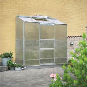 Mini Serre De Balcon : mini serre polycarbonate maison design ~ Premium-room.com Idées de Décoration
