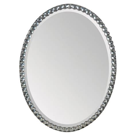 How To Frame An Oval Bathroom Mirror by Best 25 Oval Bathroom Mirror Ideas On Half