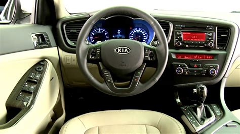 Kia Optima Inside by Kia Optima Inside And Out