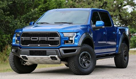 2017 Ford F-150 Raptor Supercrew Test Drive Review