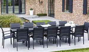 Salon De Jardin Aluminium 10 Personnes : les concepteurs artistiques salon de jardin aluminium 12 ~ Dailycaller-alerts.com Idées de Décoration
