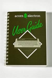 Acorn Electron User Guide Book