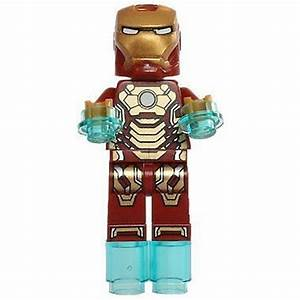 LEGO Marvel Super Heroes 76007 Iron Man Mark 42 Armor ...