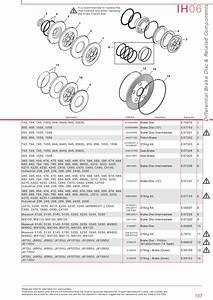 Case Ih Catalogue Brakes  Page 113