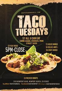Taco Tuesday Tickets 10/04/16