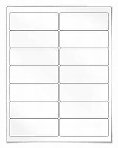 best photos of printable blank label template free With blank address label stickers