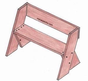 PDF DIY Simple Wooden Bench Plans Free Download diy ...