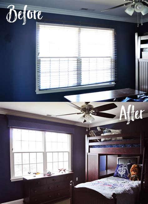 Window Cornice by Remodelaholic How To Build And Hang A Window Cornice