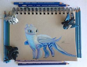 Night Light Dragon Httyd Light Fury Tattoos I Want In 2019 How Train Your