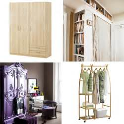 small space no closet apartment therapy