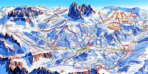 skikarte groeden sella ronda seiser alm groednertal