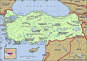 What and where is the Anatolian Plateau? - Quora