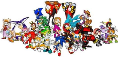 Which Sonic Character Are You?