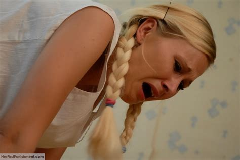 Schoolgirl Receives A Hard Punishment From Xxx Dessert