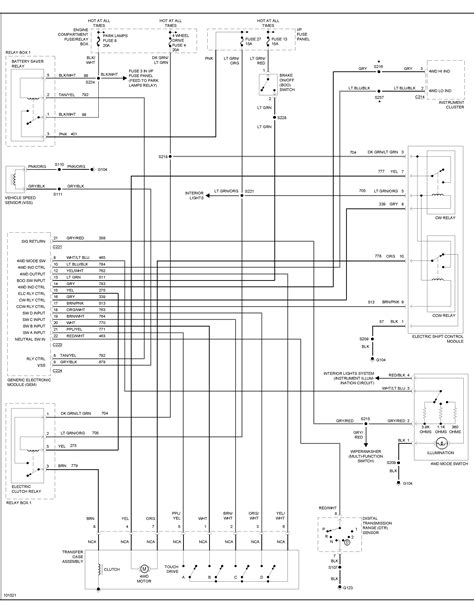 2001 Ford Ranger 4x4 Wiring Diagram by 4wd Switch Ford Ranger Forum