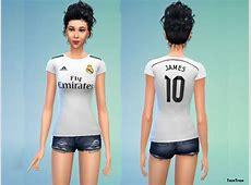 tam_tran's Real Madrid football Tshirts