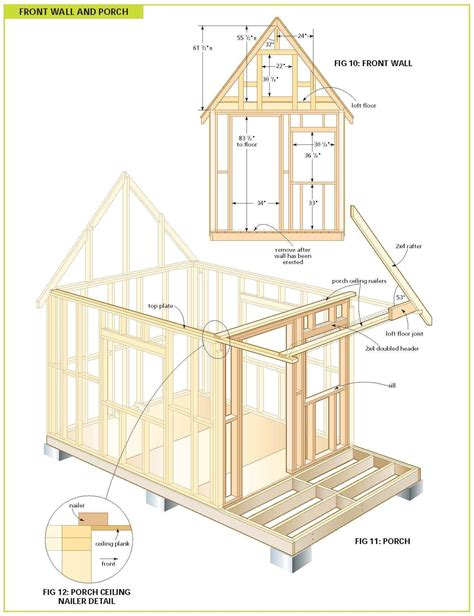 wood cabin plans   home cabin plans cabins