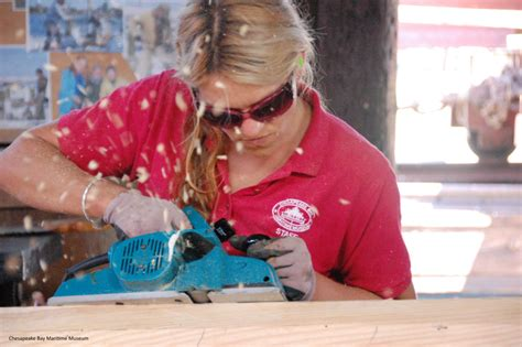 wood manufacturing council helps place young women