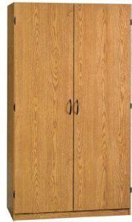 Sauder Beginnings Storage Cabinet Oregon Oak by Sauder Computer Armoire Storage Cabinet Office Furniture
