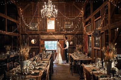 rustic private party  event venues  nj