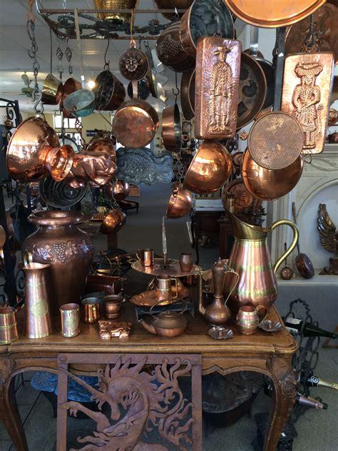 copper store az copper pots display copper decor copper ware