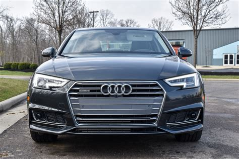 2017 Audi A4 Review Good Sedans Come In Small Packages