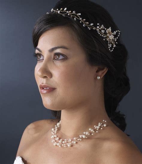 Vintage Bridal Headpiece HP 7711