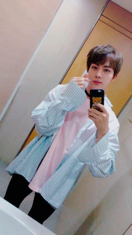 handsome kim seokjin tumblr