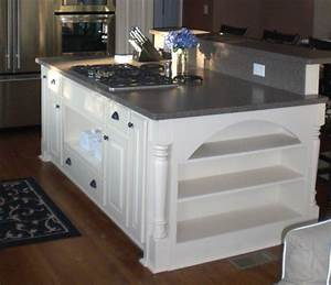 Kitchen Island Ideas With Stove Top - WoodWorking Projects