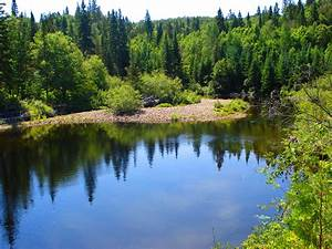 Lake, Superior, Provincial, Park, Provincial, Park, In
