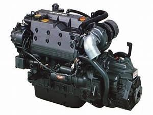 Yanmar Marine Diesel Engine 4lh