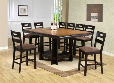 black dining room table and chairs dining room wooden table solid wood cheap kitchen table
