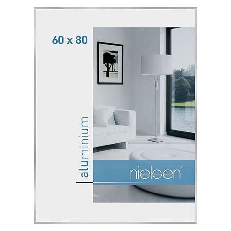 bilderrahmen 60 x 80 nielsen bilderrahmen pixel silber 60 x 80 cm aluminium gl 228 nzend 6743 null hfda null